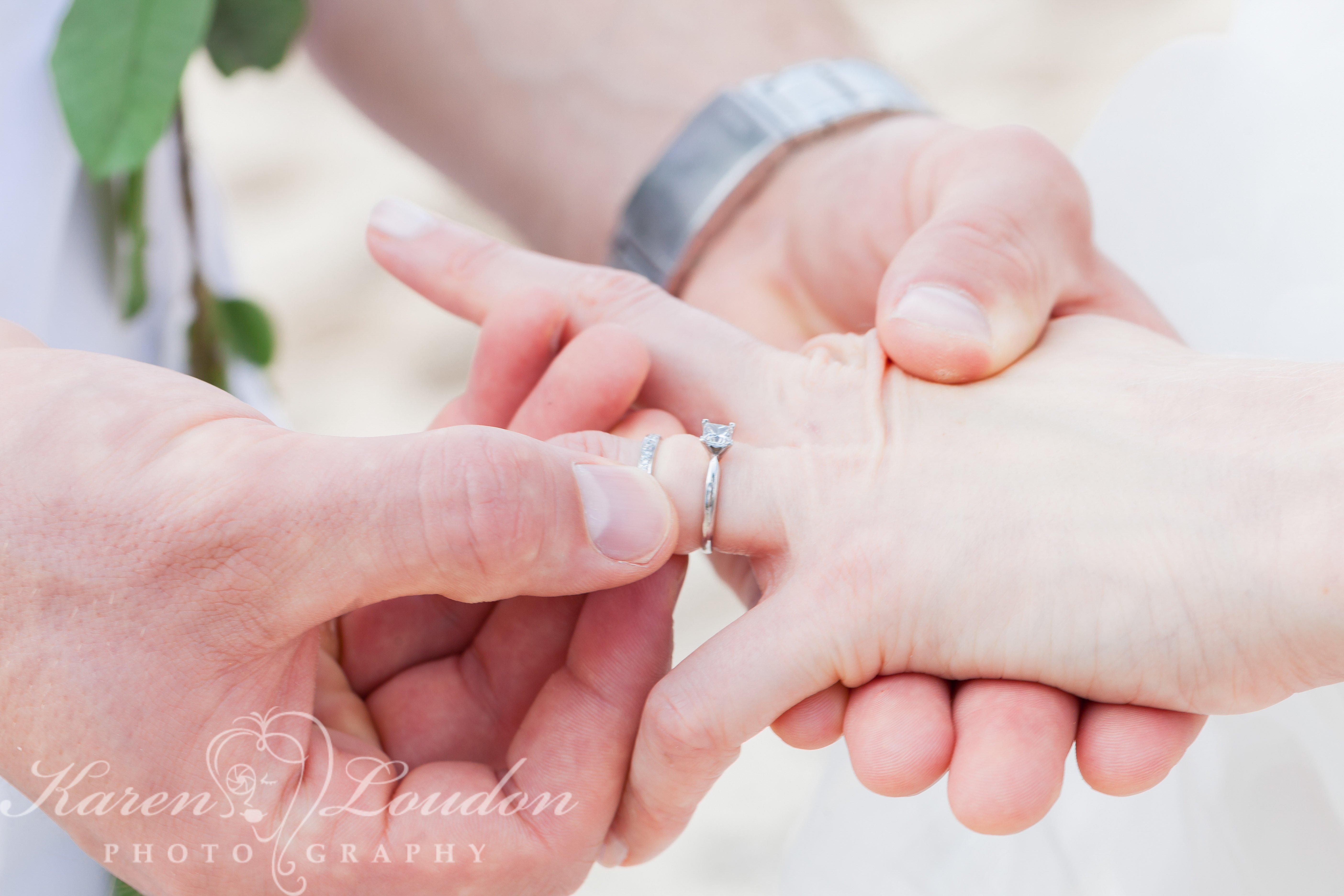 Kukio Bay Beach Wedding Four Seasons Photography