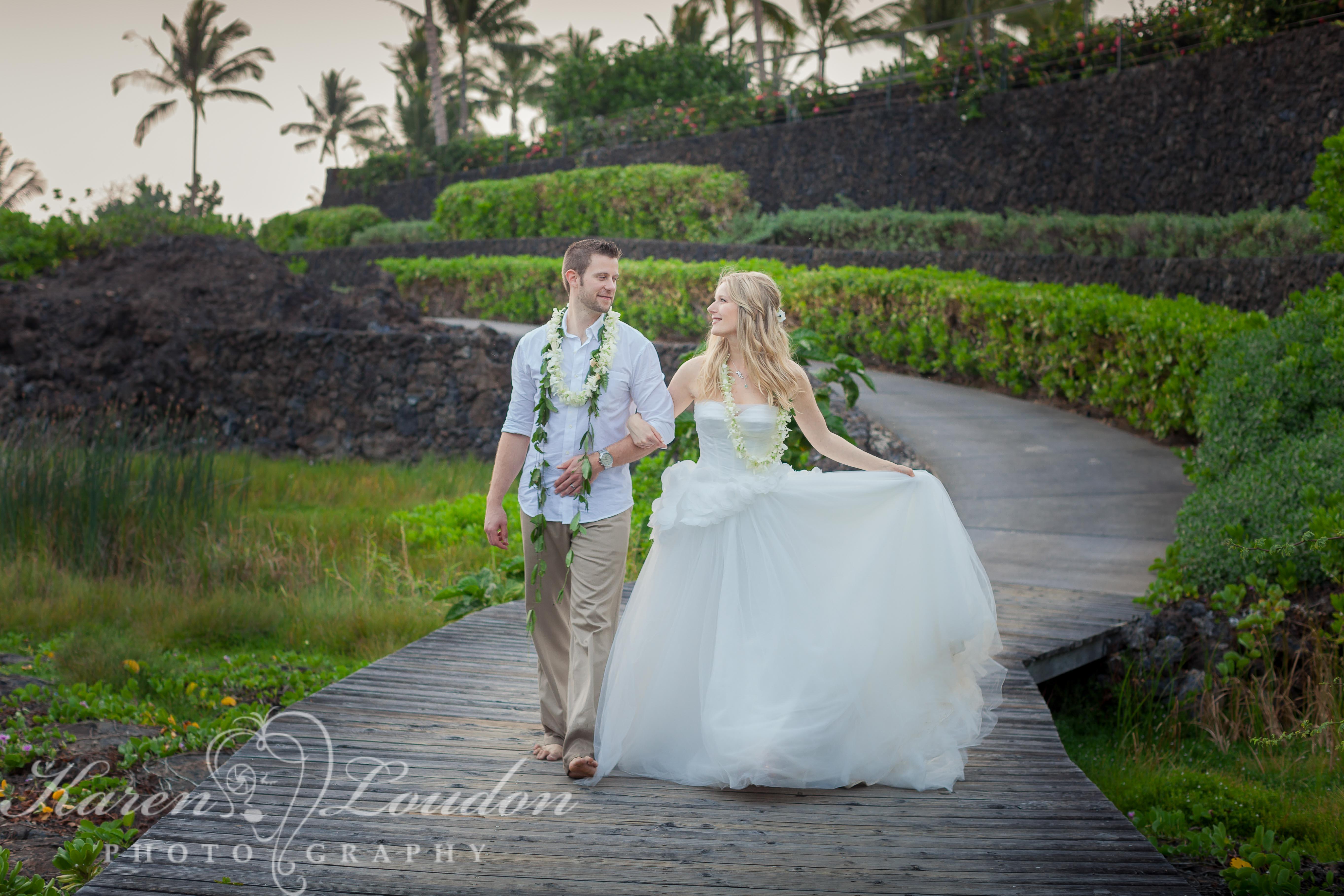 Kona Hawaii Big Island Photography Wedding