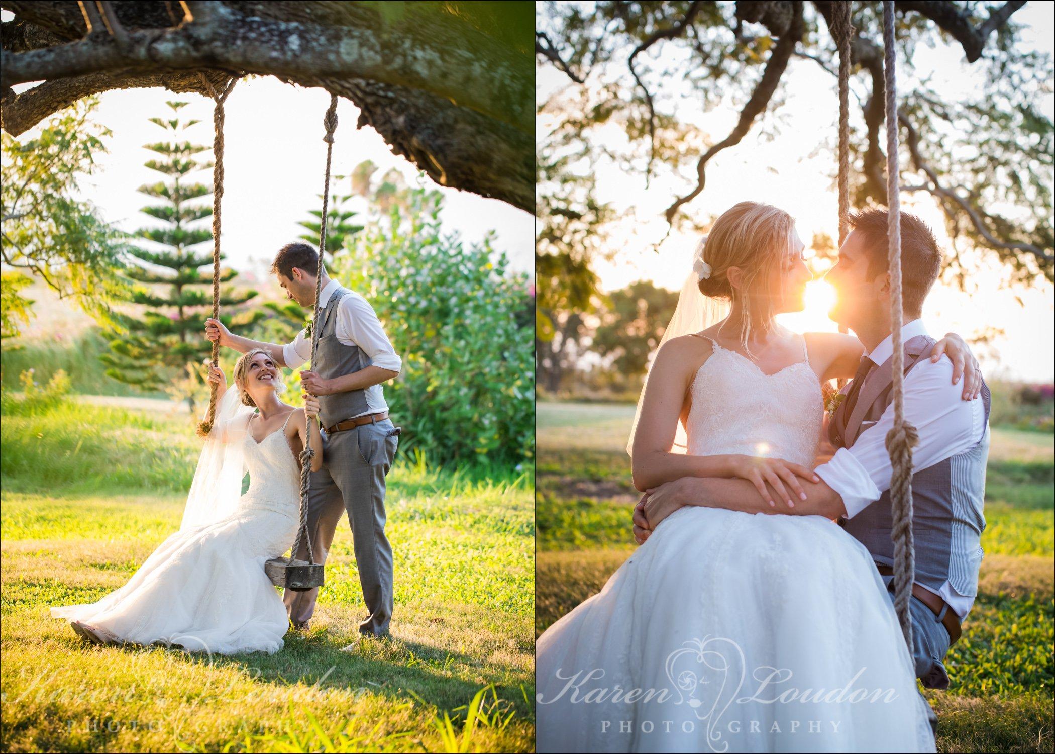 Big Island Hawaii Rustic Wedding Photography
