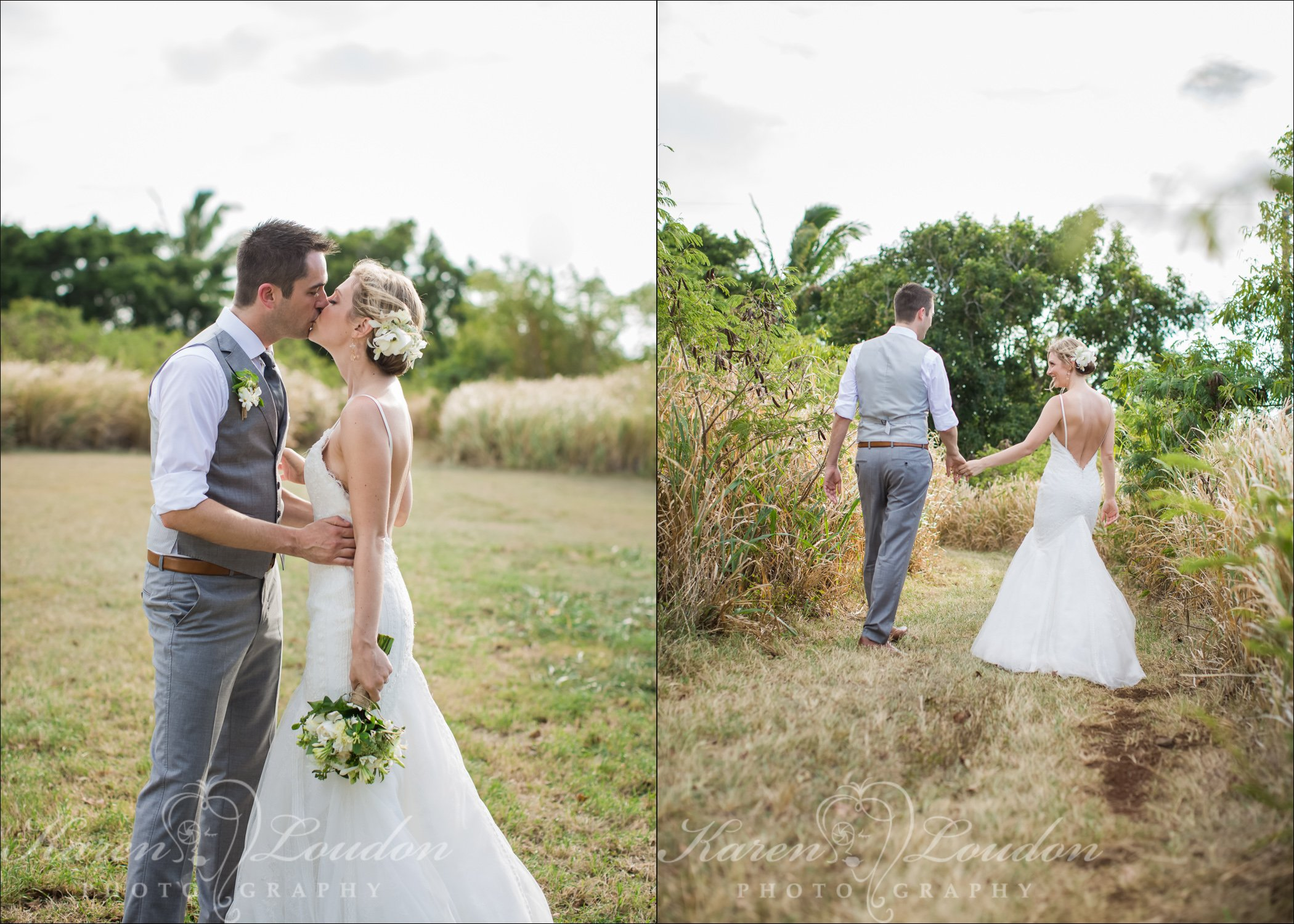 Eco Ranch Wedding Hawi Hawaii Photography