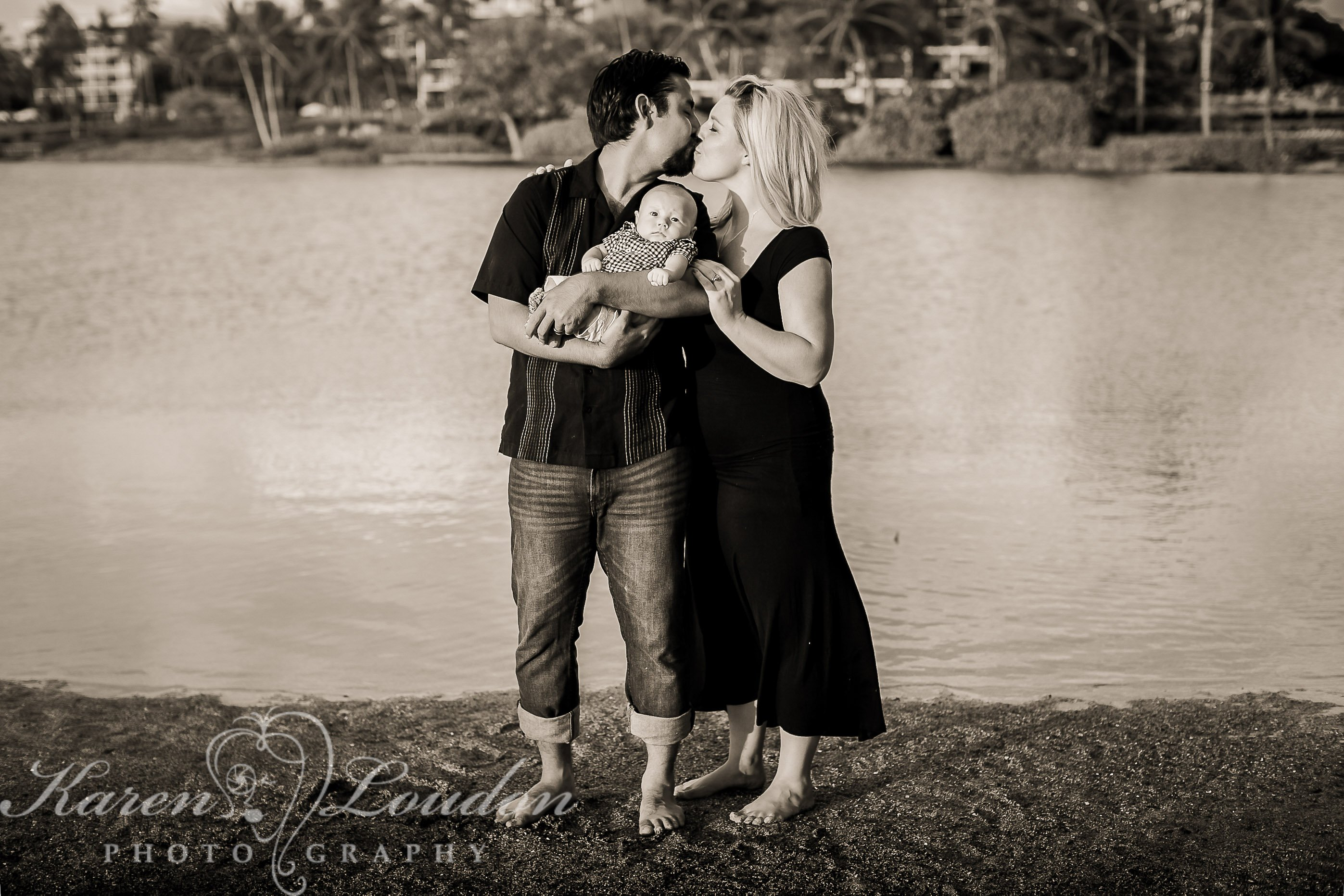 Waikoloa Beach Marriott Family Photography