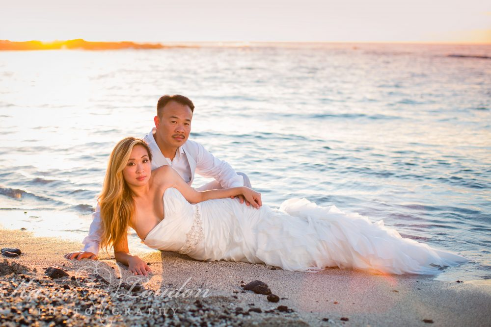 Big Island Hawaii Couple Photographer