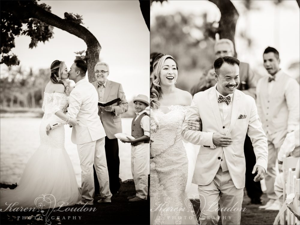 Bride and Groom Photography Waikaloa