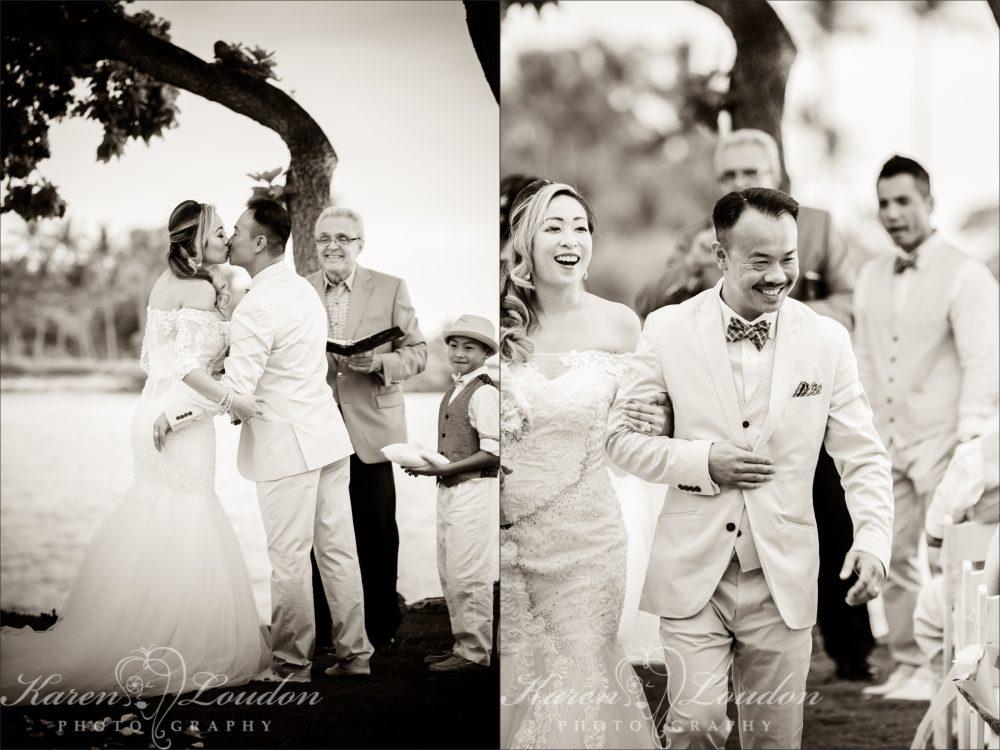 Bride and Groom Photography Waikaloa