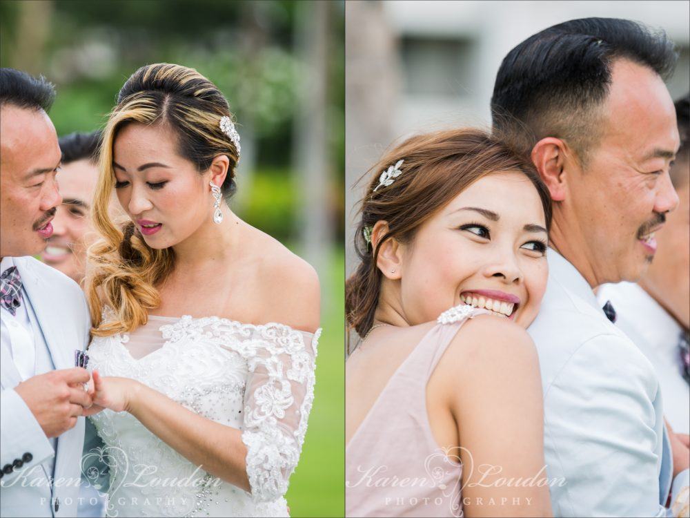 Fairmont Orchid Family Portraits