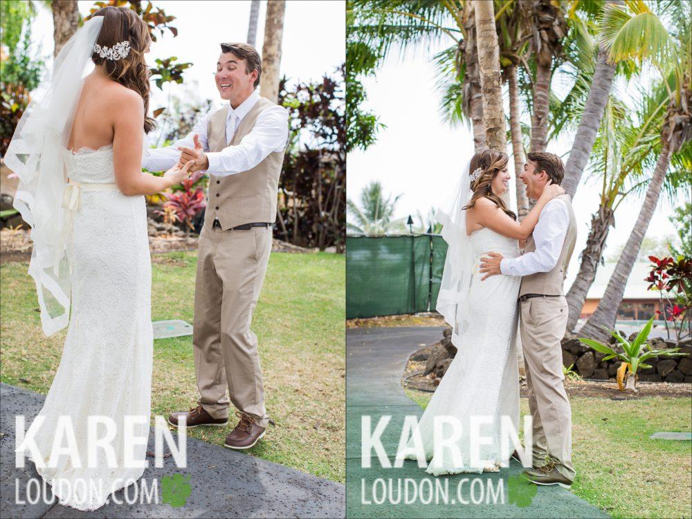 Hokulia Wedding Hawaii