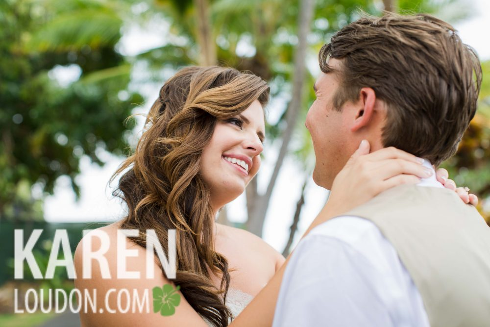 Kailua Kona Hawaii Wedding Photography