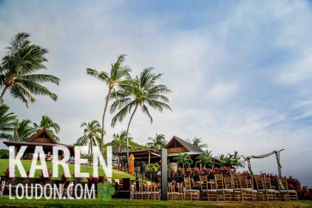 The Club at Hokulia Wedding Photography