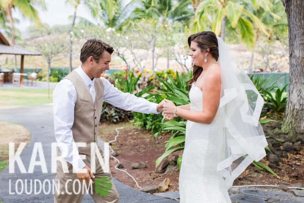 Hokulia Wedding Hawaii