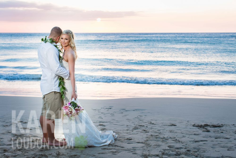 Mauna Kea Resort wedding photography