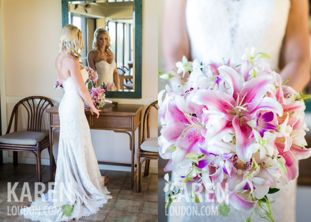 Mauna Kea Resort Wedding
