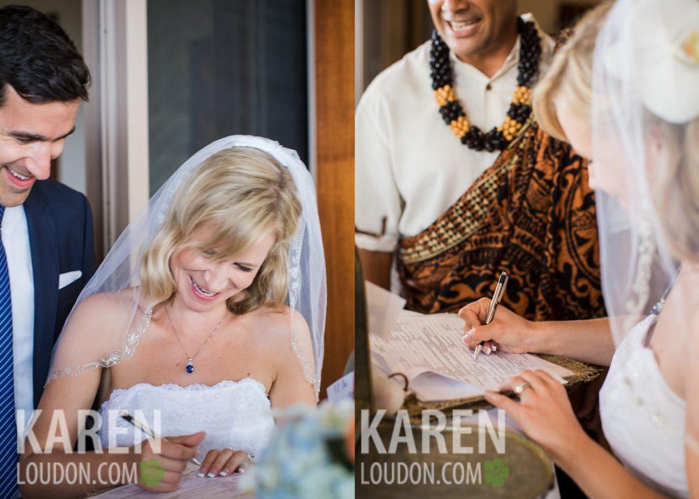 Bride Photography Hawaii