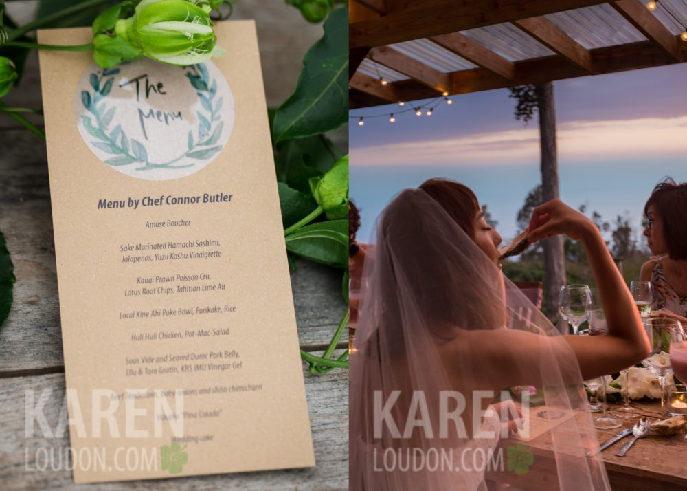 Sunshower Farm Wedding, Big Island Hawaii