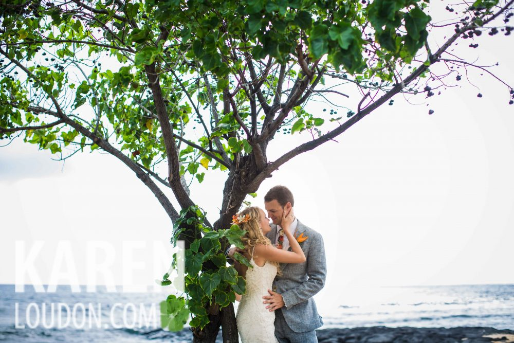 Hulihee Palace Big Island Wedding