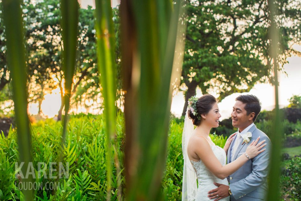 Sheraton Keahou Bay Wedding Photography