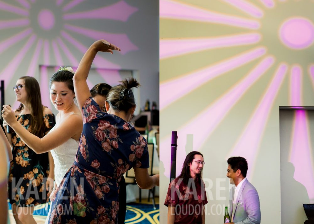 Sheraton Kailua Kona Big Island Wedding