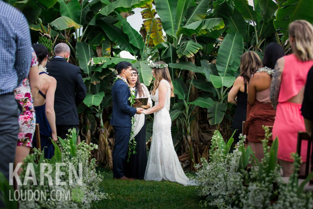 Hulualoa Wedding Photographer