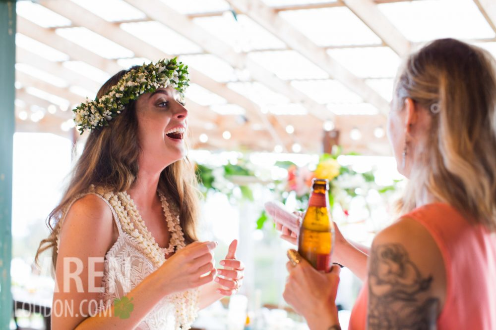 Holualoa Wedding Drinks
