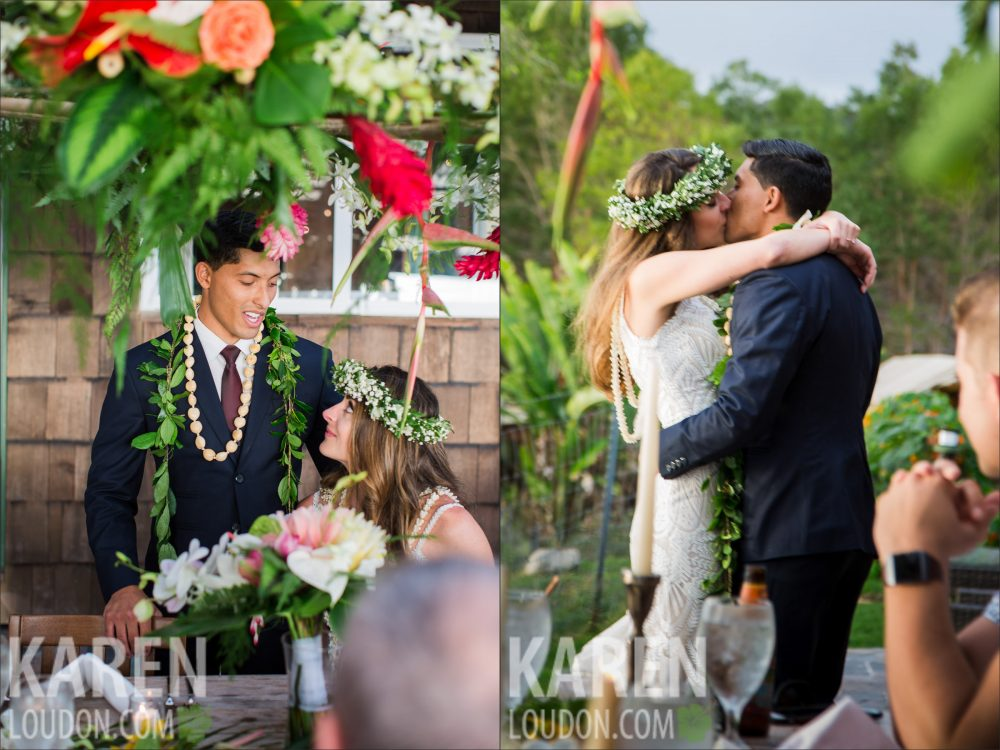 Hulualoa Wedding Toast