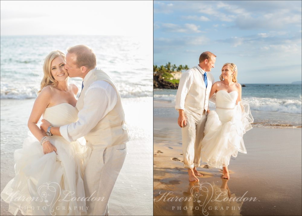 White Rock Beach wedding