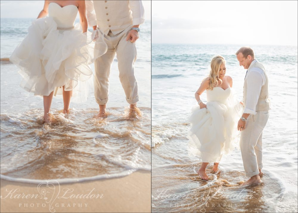 Wailea Maui Wedding destination