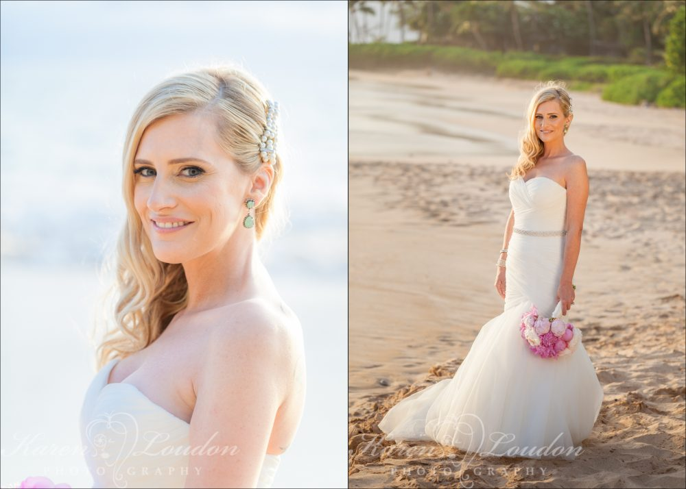 Hawaii Bride Photography
