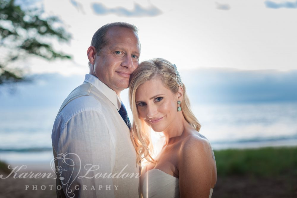 Palauea Hawaii Wedding Photography
